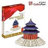 CubicFun 3D Puzzel Tempel van de Hemel