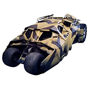 Hot Toys - Batmobile - Tumbler (Camouflage Version) 1/6 Scale Figure Batman The Dark Knight Rises Movie Masterpiece by Hot Toys