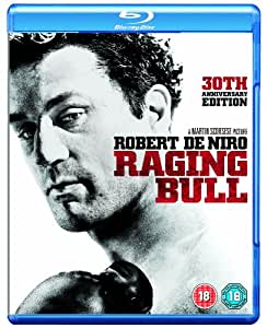 Raging Bull (30th Anniversary Special Edition) [Blu-ray] [1980]