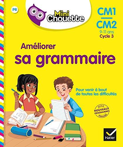Telecharger Mini Chouette Ameliorer Sa Grammaire Cm1 Cm2 9