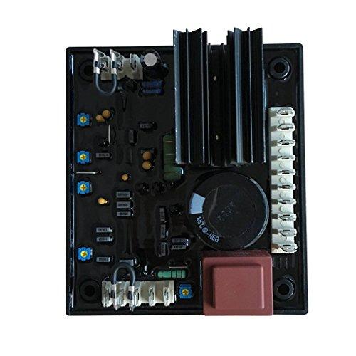 R438 AVR 95-480V automática de voltaje del módulo regulador de generador sin...