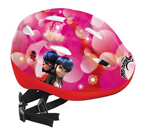 Mondo- Miraculous Helmet Casco Bici per Bambini, Multicolore, 28291