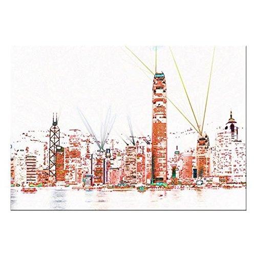 FINLANDEK Tableau City 100x70 cm Mänttä