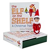 Elf on the Shelf: A Christmas Tradition | Light Skinned Blue Eyed Boy Scout Elf Doll | Includes Keepsake Box and Children's Book | Register your Elf to download an Adoption Certificate + Letter from Santa