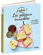 Les gâteaux invisibles - J'adore ! de Celine MENNETRIER
