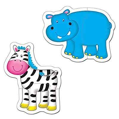 Galt Toys New Baby Puzzles Jungle