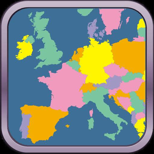 Europe Map Puzzle: Amazon.de: Apps für Android