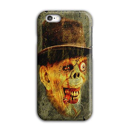 Verrückt Herr Tot Mann Zombie Zigarre Rauch iPhone 6 / 6S Hülle | (Kostüme Männer Mumie)