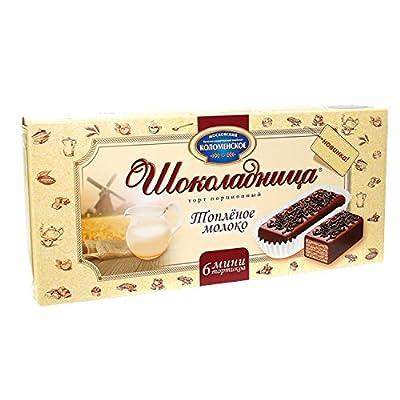 """Waffeltorte """"Schokoladniza"""" mit Milchgeschmack"""