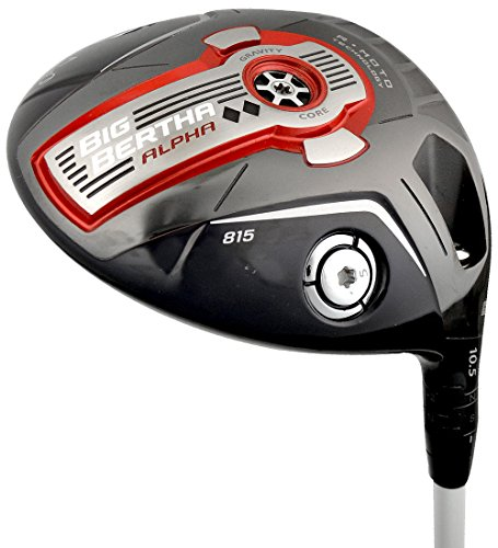 Callaway Big Bertha Alpha 815 Double Black Diamond - Driver Droitier (10,5 º)