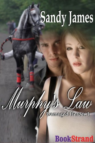 Murphy's Law [Damaged Heroes, Book 1] (Bookstrand Publishing) Cover Image