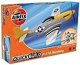 Airfix - Aij6016 - Quickbuild - Mustang P-51d - 38 Pièces