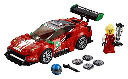 *Lego Speed Champions – Scuderia Corsa Ferrari 488 GT3 – 75886 – Jeu de Construction Liste de prix