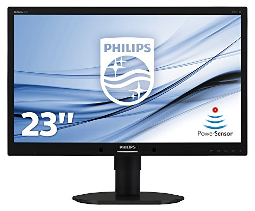 Philips 231B4QPYCB/00 23-Inch Monitor (16:9, 1920x1080)