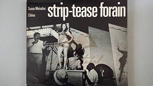 Strip-tease forain