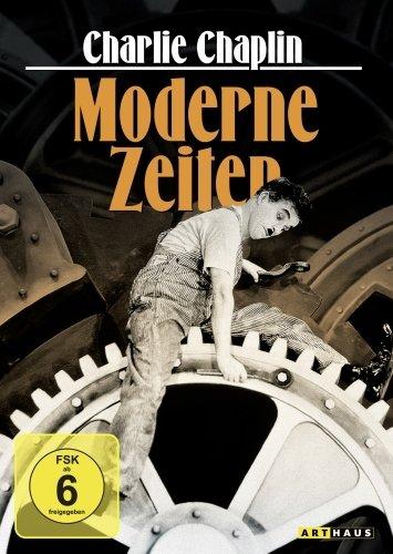 Bild von Charlie Chaplin - Moderne Zeiten