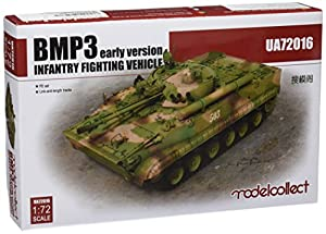 Modelcollect ua72016Maqueta de bmp3Infantry Fighting Vehicle Early vversion