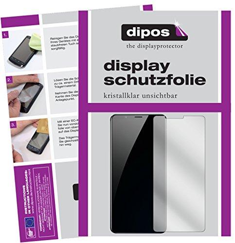 dipos I 2X Schutzfolie klar passend für Nubia Red Magic Folie Bildschirmschutzfolie