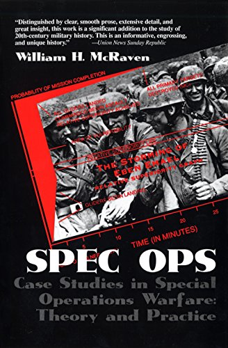 Spec Ops: Case Studies in Special Operations Warfare