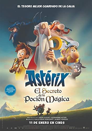 Asterix: El Secreto de la Poción Mágica [Blu-ray]