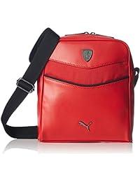 Puma Ferrari Ls 073941 Fashion cintura para adulto (Unisex), Rosso Corsa, talla única