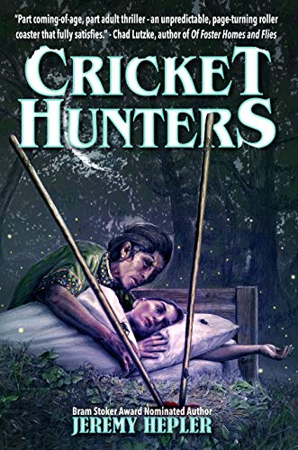 Cricket Hunters (English Edition)