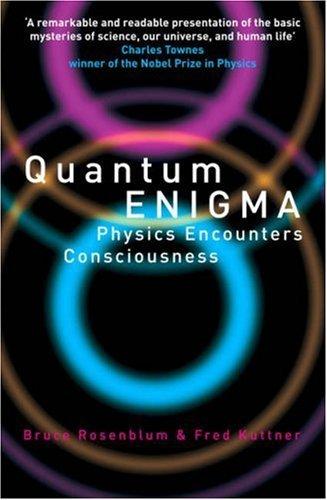 Quantum Enigma by Bruce Rosenblum (1-Feb-2007) Paperback