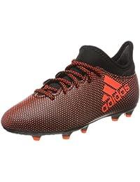 adidas Boys' X 17.3 FG J Football Shoes