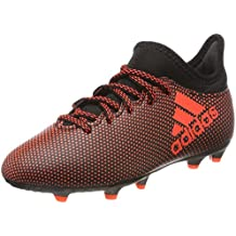 reputable site 4a5e9 83255 adidas X 17.3 FG J, Chaussures de Football garçon