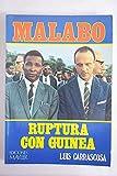 Malabo: ruptura con Guinea