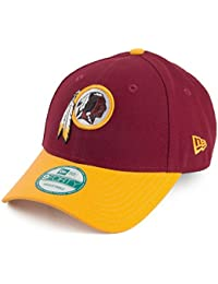 Casquette 9FORTY The League Washington Redskins rouge-jaune NEW ERA