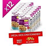Gerlinéa - Wok de légumes et nouilles Gerlinéa Carton ECO X 12