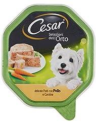Cesar Selezioni dell'Orto Delicato Paté con Pollo e Carotine - 150 gr