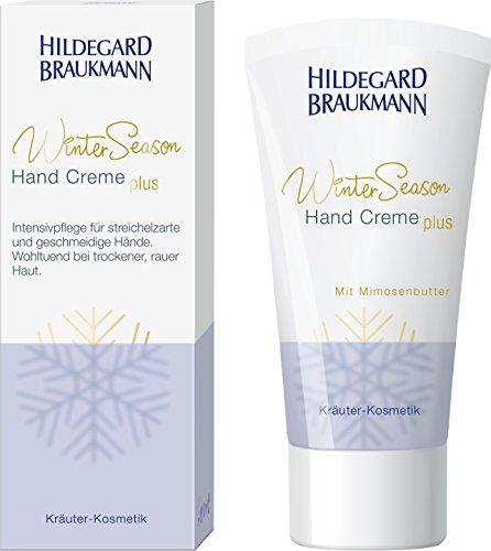 Hildegard Braukmann hiver Season Crème pour les mains Plus 50 ml