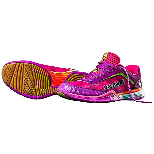 SALMING Viper 2.0 Scarpa da Indoor Donna violet/rose