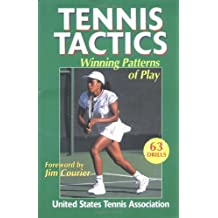 [ TENNIS TACTICS WINNING PATTERNS OF PLAY BY UNITED STATES TENNIS ASSOCIATION](AUTHOR)PAPERBACK