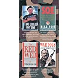 The Special Forces Collection - Four Volume Boxed Set: War Dogs; The Red Web; S.O.E. 1940-46; That Others May Live (The Special Forces Collection - Four Volume Boxed Set: War Dogs; The Red Web; S.O.E. 1940-46; That Others May Live)