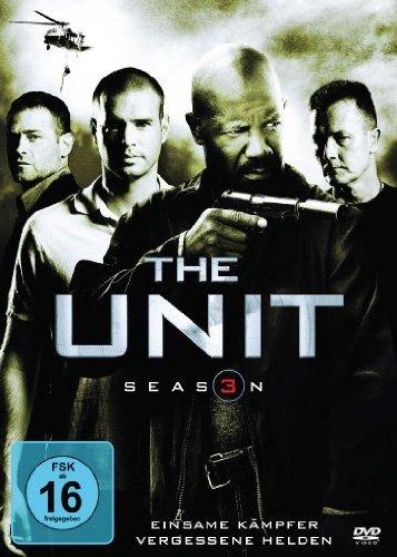 The Unit - Eine Frage der Ehre, Season 3 [3 DVDs]