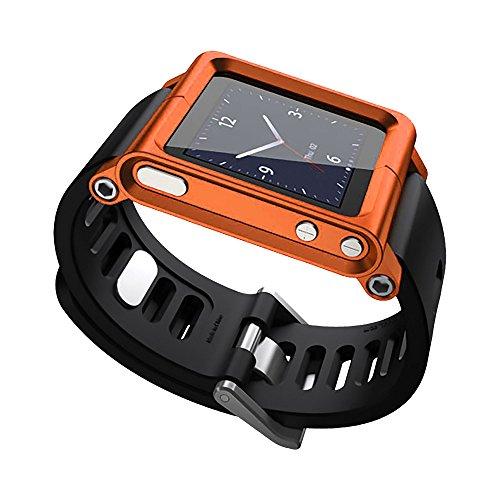 hoso-multi-touch-in-alluminio-bracciale-custodia-per-apple-ipod-nano-6-generazione-8-gb-16-gb-oem-ar