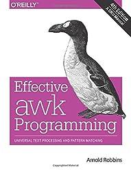 Effective AWK Programming, 4e