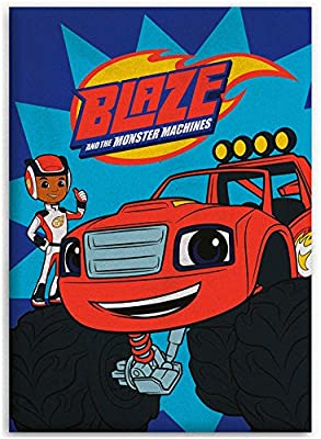 MANTA CORALINA BLAZE MONSTER MACHINES