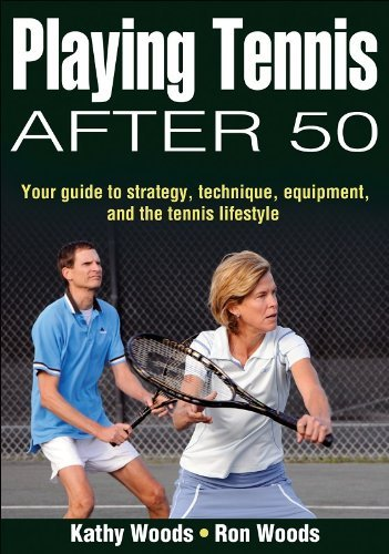 Playing Tennis After 50 by Ron Woods (1-Oct-2008) Paperback
