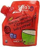 Wakey Wakey Mango, Banane + Erdbeere Mehrkorn Baby-Getreide - Ellas Küche