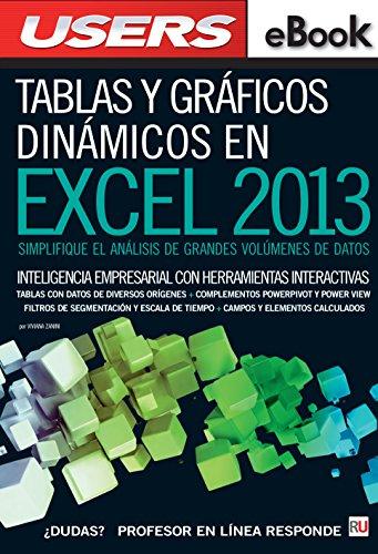 Tablas y gráficos dinámicos en Excel 2013: Inteligencia ...