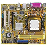 ASUS M2V-TVM - Placa base (2 GB, AMD, Socket AM2, Realtek ALC655 6-Channel Audio CODEC, Fast Ethernet, Drivers Anti-Virus Software ASUS LiveUpdate)