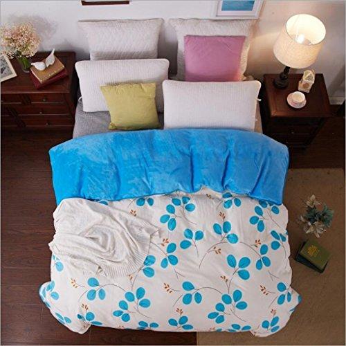 Jingzou cotone Quilt singolo spessore caldo cotone trapunta super soft160*210cm