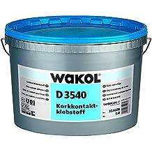 Pegamento Contacto de corcho Contacto 0,8kg para adhesivas corcho Print corcho placas de corcho etc. wakol