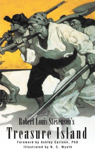 treasure-island-illustrated-english-edition