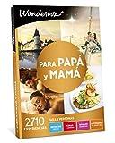 Wonderbox - Caja Regalo para Papa y Mama, 1 Estancia Única o 1 Actividad Gastronómica o 1 Actividad de Bienestar o 1 Actividad de Aventura para 2 Personas, 2.710 Experiencias en España y Europa