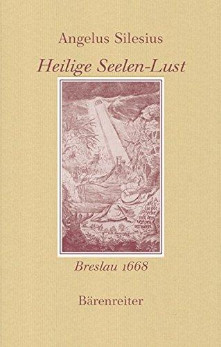 Heilige Seelen-Lust. Reprint der fünfteiligen Ausgabe Breslau 1668 (Documenta musicologica)